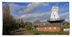 Rye Windmill Hand Towel