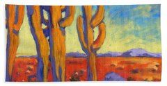 Desert Keepers Bath Towel