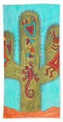 Saguaro Soiree Bath Towel by Susie WEBER