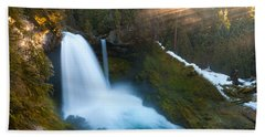 Sahalie Falls Hand Towel