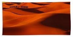 Sahara Story Hand Towel