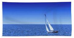 Sail Away Hand Towel