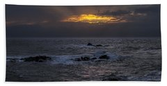 Sail Rock Sunrise 2 Hand Towel