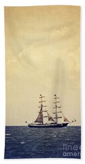 Sailing II Hand Towel
