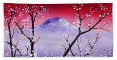 Sakura Hand Towel