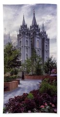 Salt Lake Temple Hand Towel