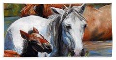 Salt River Foal Hand Towel