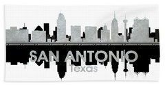 San Antonio Tx 4 Bath Towel