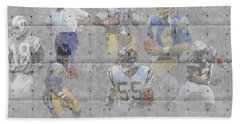 San Diego Chargers Legends Hand Towel