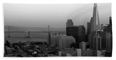 San Francisco Bath Towel