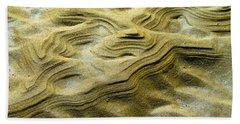 Sand Drift Bath Towel
