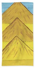 Sand Mountains Hand Towel