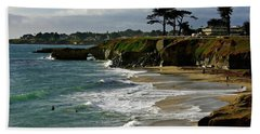 Santa Cruz Beach Bath Towel