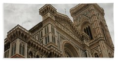 Santa Maria Del Fiore - Florence - Italy Hand Towel