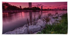 Scenic Sunset Hand Towel