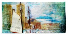 Schooner Bay Bath Towel