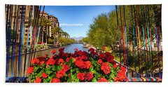 Scottsdale Waterfront Hand Towel