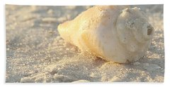 Sea Shells Hand Towel