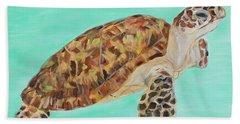 Sea Turtle I Hand Towel