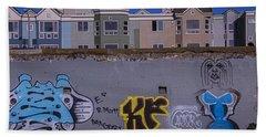 Sea Wall San Francisco Bath Towel