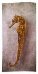 Seahorse Still Life Hand Towel