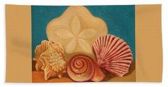 Seashells Hand Towel
