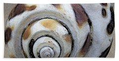 Seashells Spectacular No 2 Bath Towel