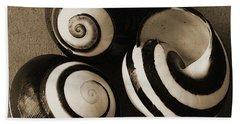 Seashells Spectacular No 27 Bath Towel
