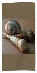 Seashells Spectacular No 29  Hand Towel