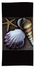 Seashells Spectacular No 37 Hand Towel