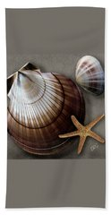 Seashells Spectacular No 38 Hand Towel
