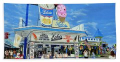 Seaside Memories Hand Towel