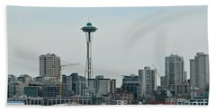 Seattle Washington Hand Towel
