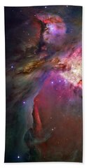 Secrets Of Orion II Bath Towel