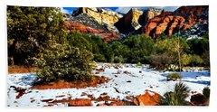 Sedona Arizona - Wilderness Hand Towel