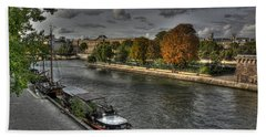 Seine Study Number One Hand Towel