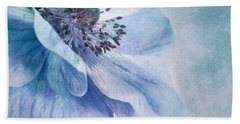 Shades Of Blue Hand Towel