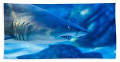 Shark Bath Towel