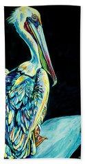 Shelter Island Pelican Bath Towel
