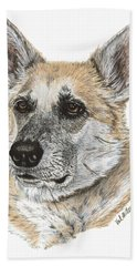 Shepherd Beauty Hand Towel