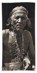 Shepherd Of The Hills, Navajo Bath Towel