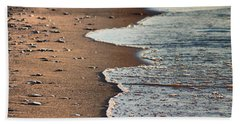 Shore Bath Towel by Bruce Patrick Smith