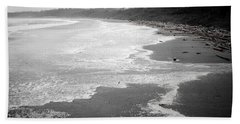 Winter At Wickaninnish Beach Hand Towel