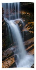 Bath Towel featuring the photograph Silky Smooth by Mike Ste Marie