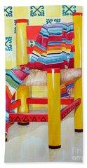 Silla De La Cocina--kitchen Chair Bath Towel