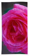 Simply A Rose Hand Towel