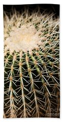 Single Cactus Ball Bath Towel