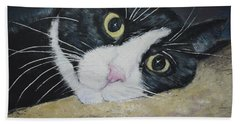 Sissi The Cat 3 Hand Towel
