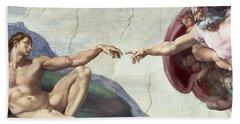 Sistine Chapel Ceiling Hand Towel