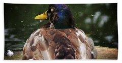 Sitting Duck Hand Towel